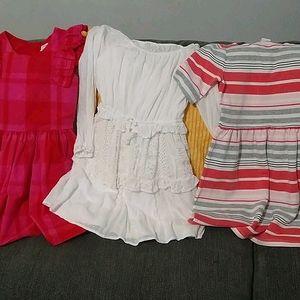 Gymboree Girls Dress Lot